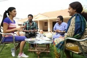 Shruti, Vishal, Prathap, Janaki in Poojai Movie Latest Photos