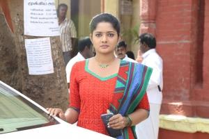 Actress Madhumila in Poojai Movie Latest Photos