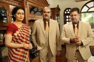 Kausalya, Jayaprakash, Thalaivasal Vijay in Poojai Movie Latest Photos