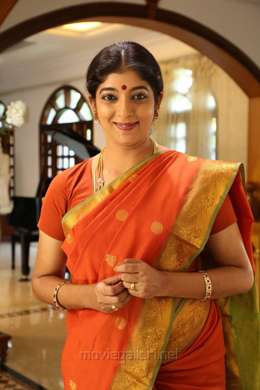 Actress Sithara in Poojai Movie Latest Photos