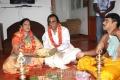 Actor Vishal father G.K.Reddy & mother Janaki Devi Reddy