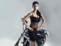 Actress Shruti Hassan Hot in Poojai Movie Photoshoot stills