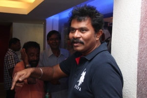 Director Hari @ Poojai Movie Press Show Stills