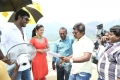 Vishal, Shruti Haasan, Hari @ Poojai Movie Working Stills