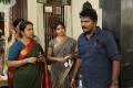 Radhika, Sithara, Hari @ Poojai Movie Working Stills