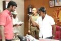 Vishal, Sathyaraj, Hari @ Poojai Movie Working Stills