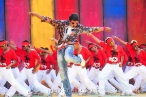 Actor Sunil Dance in Poola Rangadu Song Stills