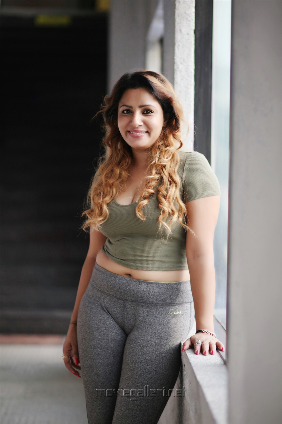 Actress Poonam Adhikari Photo Shoot Images