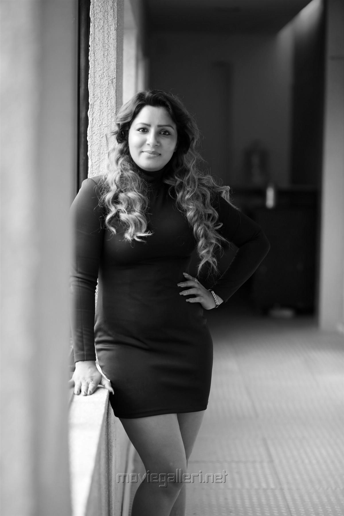 Actress Poonam Adhikari Photoshoot Images