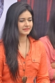 Actress Poonam Bajwa New Images in Orange Color Dress