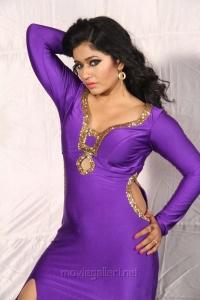 Poonam Bajwa Hot Stills in Aranmanai 2 Movie
