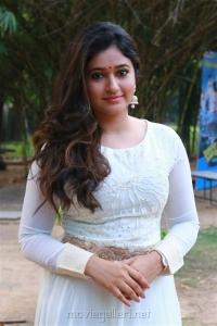 Tamil Actress Poonam Bajwa in White Dress Photos