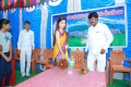 Actress Poonam Kaur celebrates birthday @ Anantapur Zilla Parishad School Photos