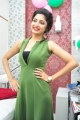 Heroine Poonam Kaur New Hot Pics in Green Dress