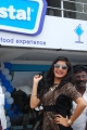 Poonam Kaur inaugurates Italian based ice cream parlour CI-Gusta