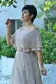 Actress Shamna Kasim Pics @ Sri Krishna Creations Movie Launch