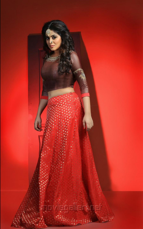 Actress Poorna New Photoshoot Stills