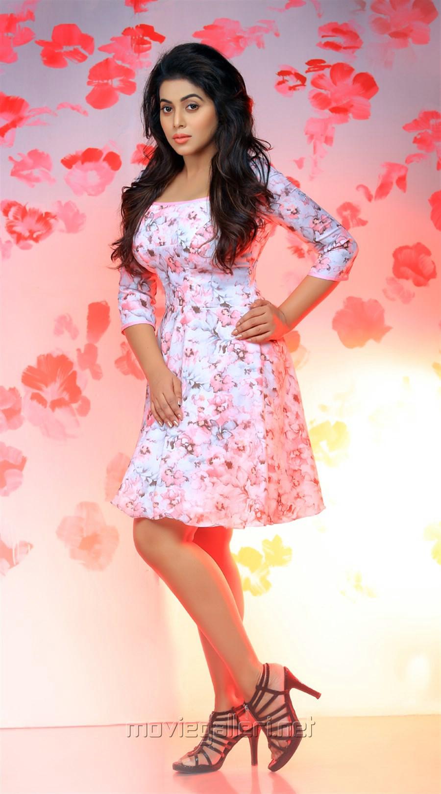 Actress Poorna Hot Photoshoot Stills