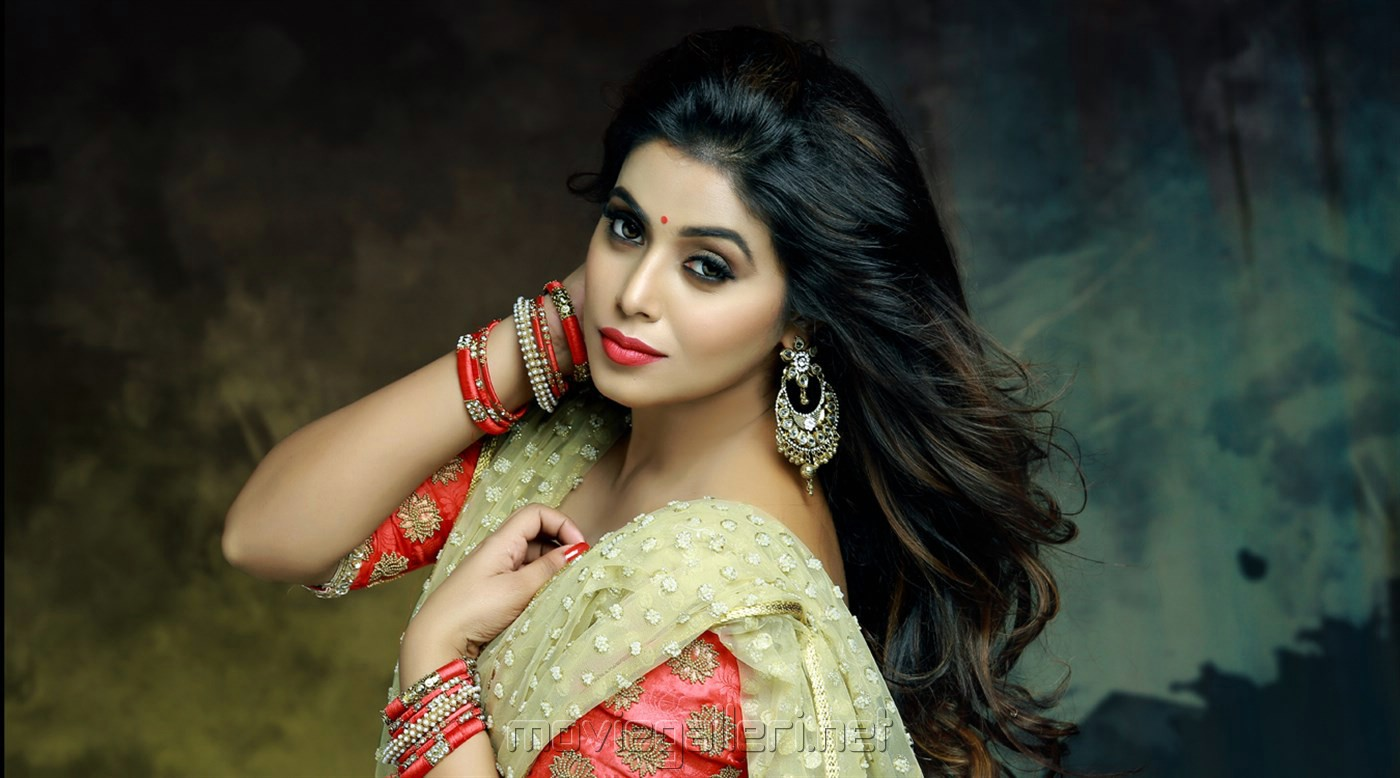 Actress Poorna Photoshoot Stills