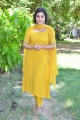 Actress Poorna New Stills @ Sambavam Movie Pooja