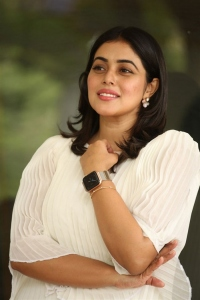 Actress Poorna Cute Stills @ Sundari Press Meet