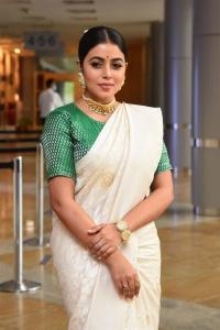 Thalaivi Movie Actress Poorna Saree Images