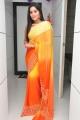 Actress Poorna in Yellow Saree Photos