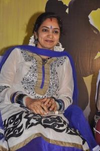 Tamilachi Thangapandian at Poorvakudi Movie Audio Launch Stills