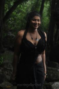 Actress Madhushree Hot in Poorvakudi Movie Stills