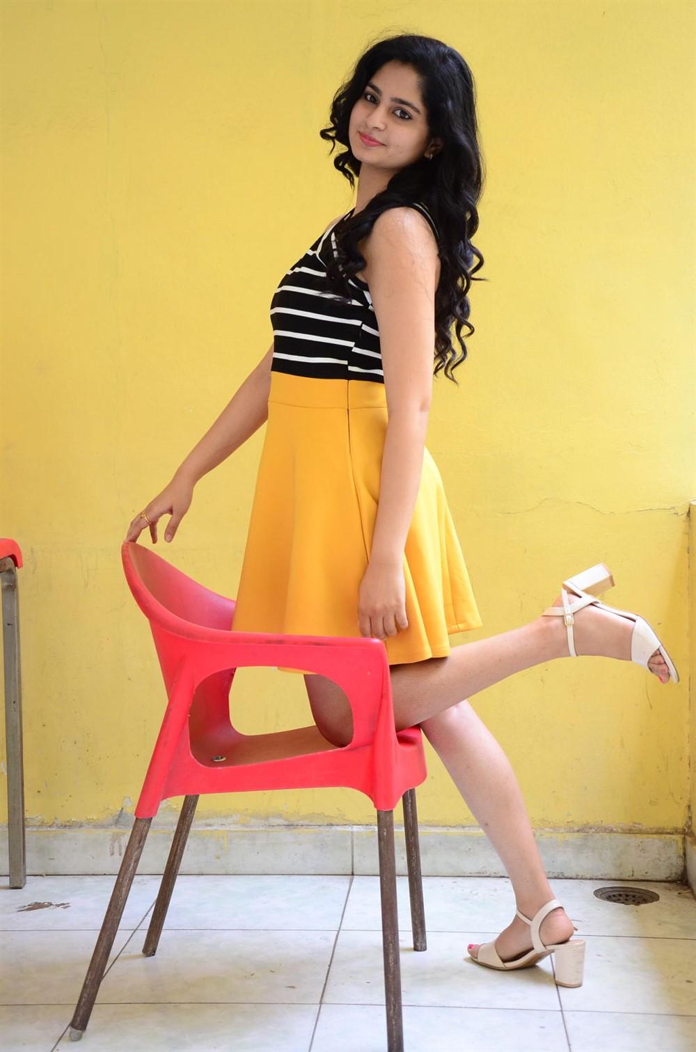 Only Nenu Actress Poorvi Takkara Photos