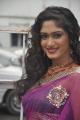Lavanya Hot in Saree @ Poovampatti Audio Launch Stills
