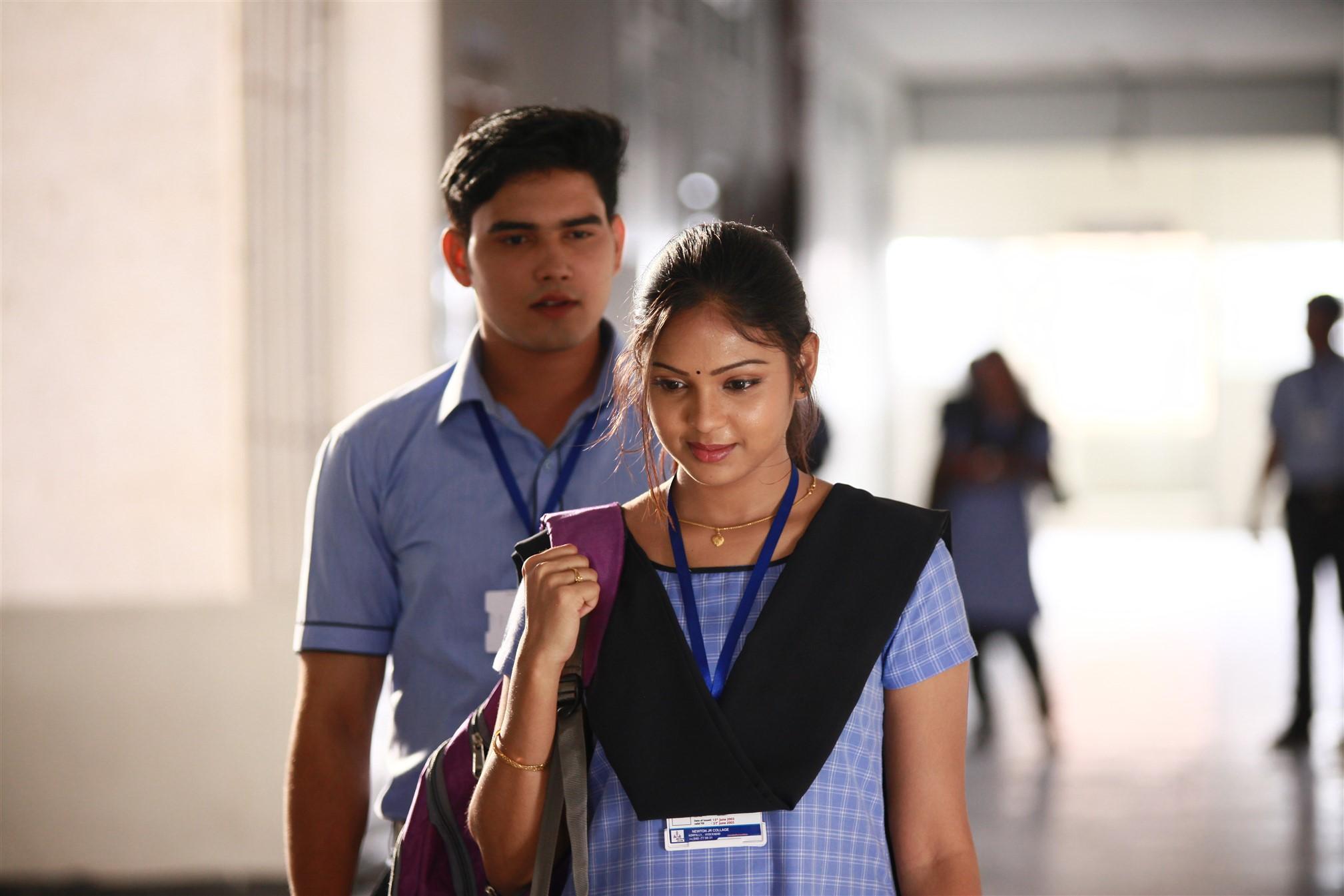 Tarun Tej, Lavanya in Poove Pogathey Movie Stills