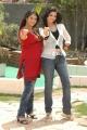 Sindhu Tolani , Vedhika in Poovodum Puyalodum Movie Stills