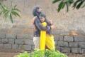 Chaitanya Krishna, Chandini in Porkuthirai Tamil Movie Stills