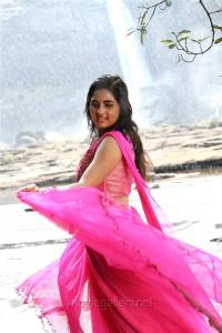 Actress Srushti Dange in Pottu Movie New Photos