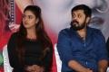 Iniya, Amresh Ganesh @ Pottu Movie Press Meet Stills