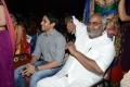 MM Keeravani @ Potugadu Audio Release Function Stills