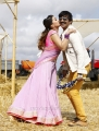 Hansika Motwani, Ravi Teja in Power Movie Latest Stills