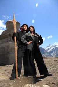 Prithviraj, Mamta Mohandas @ Power Movie Stills
