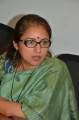 Actress Revathi @ Power Pandi Movie Press Meet Stills