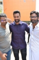 Sean Roldan, Prasanna, Dhanush @ Power Paandi Movie Press Meet Stills