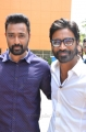 Prasanna, Dhanush @ Power Paandi Movie Press Meet Stills