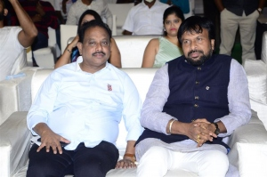 MLA Pilot Rohith Reddy @ Power Play Pre Release Function Stills