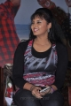 Actress Aarushi at Azhagan Azhagi Power Star's Terror Love Anthem Launch Photos