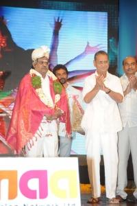 Sirivennela Seetharama Sastry @ Prabhanjanam Movie Audio Launch Stills