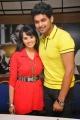 Aarushi, Ajmal Ameer @ Prabhanjanam Movie Press Meet Stills