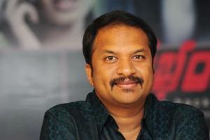 RP Patnaik @ Prabhanjanam Movie Press Meet Stills