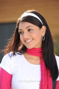 Actress Kajal Agarwal in Prabhas Bahubali Movie Stills