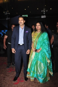 Gopichand with wife Reshma @ Well Care Health Card Launch Photos