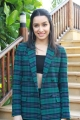 Actress Shraddha Kapoor @ Saaho Movie Promotions in JW Marriott Photos